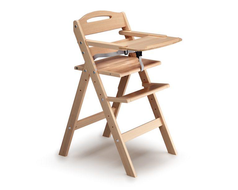 AT4 Chaise Évolutive ESSENTIEL Hêtre verni