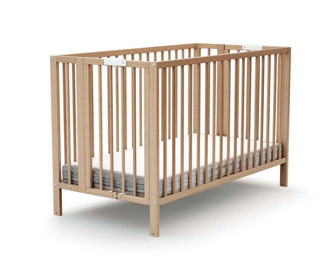 lit pliant expert h tre verni at4. Black Bedroom Furniture Sets. Home Design Ideas