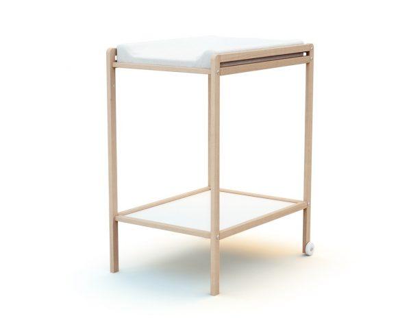 AT4 Table à Langer ESSENTIEL Hêtre brut
