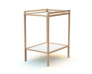 Table à langer 1 étagère