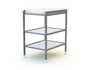 Table à langer 2 étagères