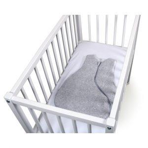 Douillette bébé gris.
