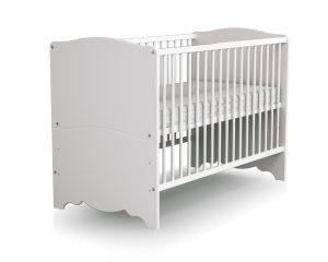 Petit lit blanc Marelle
