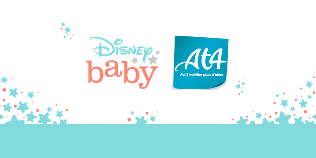 AT4 - Licence Disney Baby et AT4 -