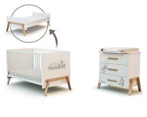 Grand Duo CANAILLE Winnie 3 tiroirs