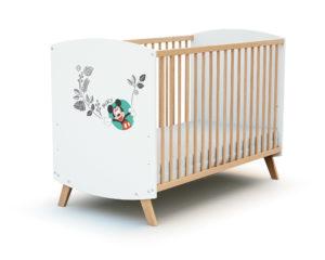 Lit bébé DISNEY Doodle Zoo Mickey